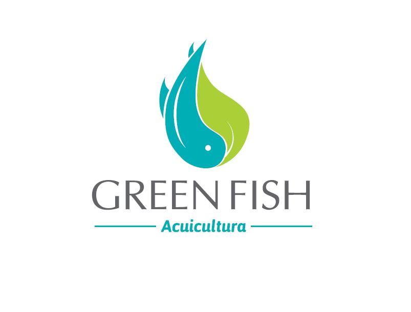 Logo1 - Green Fish